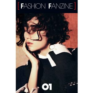 Fashion Fanzine issue #01 Red cover